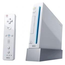Nintendo Wii + Two Wireless...