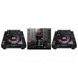 Pair of Pioneer CDJ2000's +...