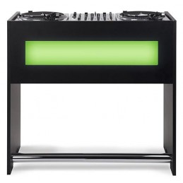 GigBar (Black) DJ Stand