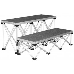 Stage Riser Height Systems...