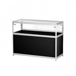 Showcase Counter with Storage
